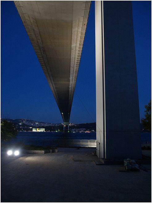 Istanbul 4 - die Bosporus-Brücke