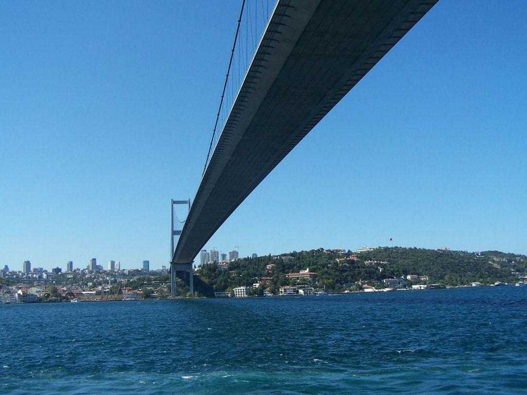 Istanbul - Am Bosporus