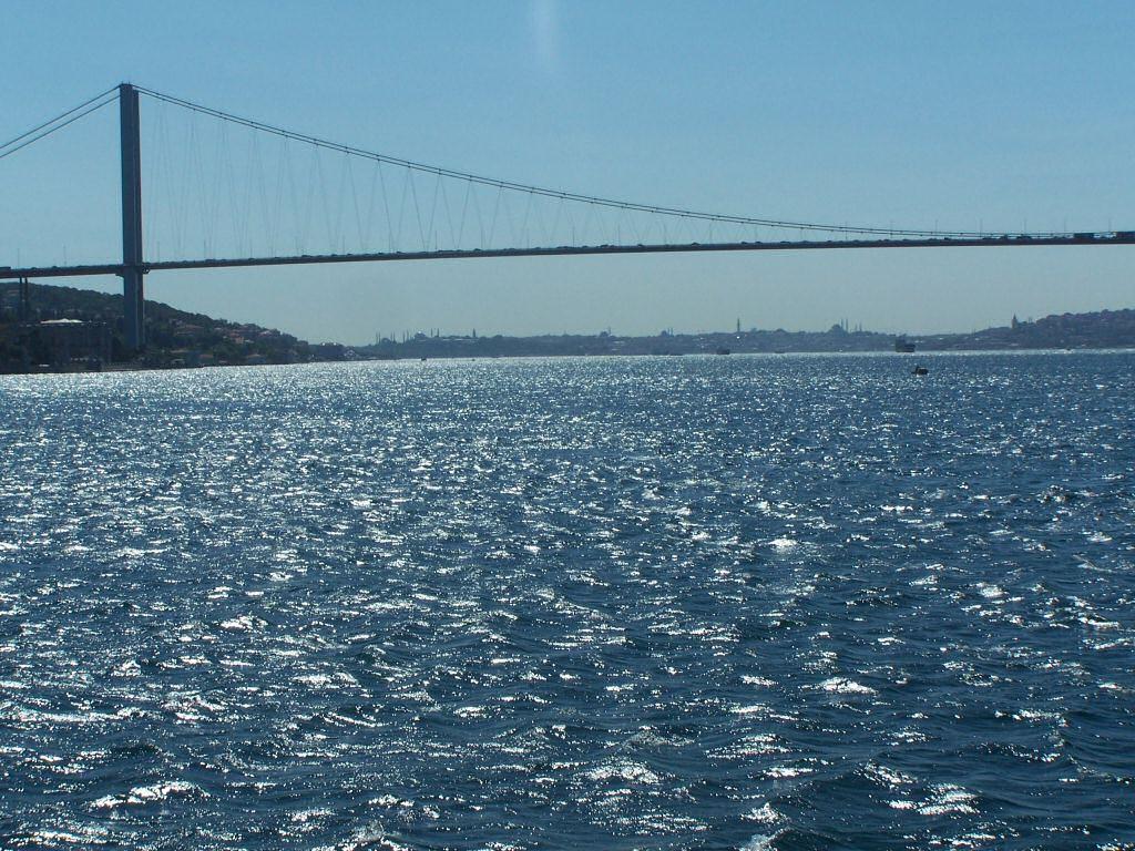 Istanbul - Auf dem Bosporus