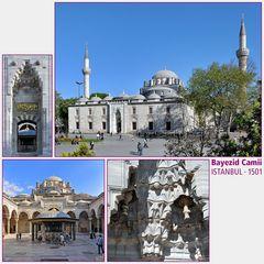 Istanbul · Bayezid Camii I