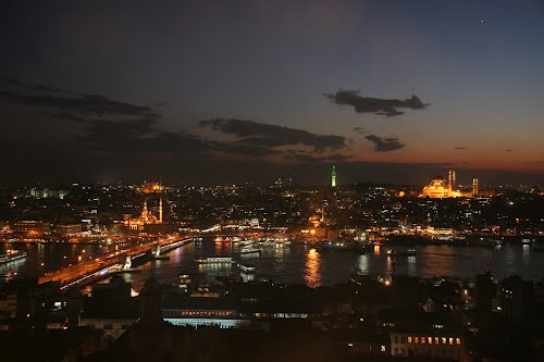 Istanbul Beneath My Wings ...