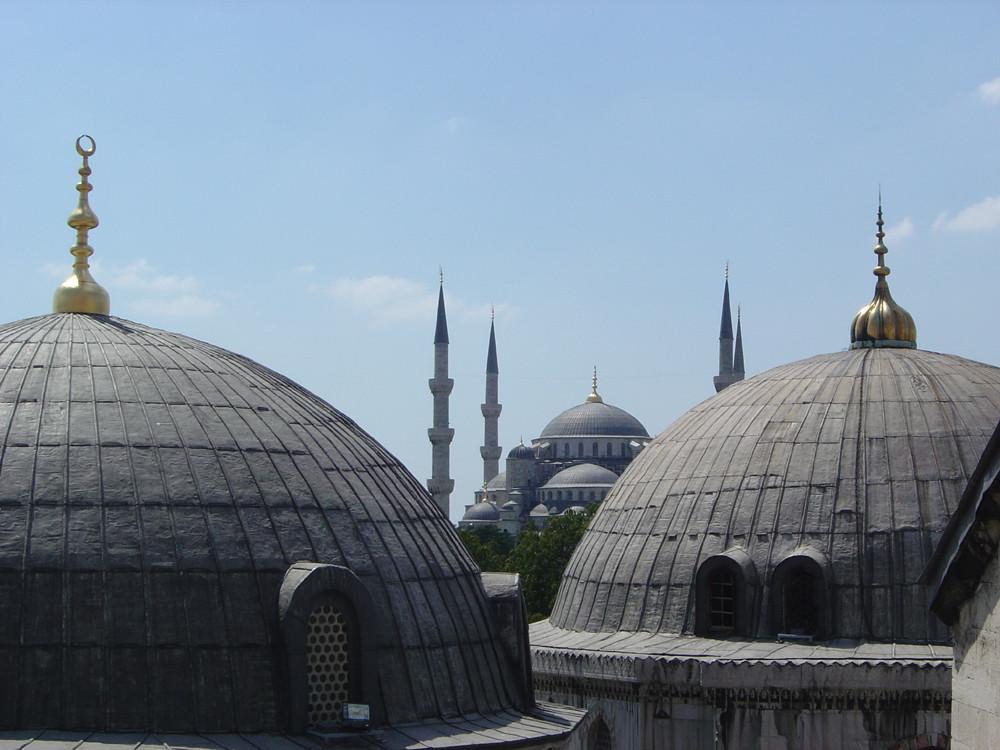 Istanbul Blaue Mosche