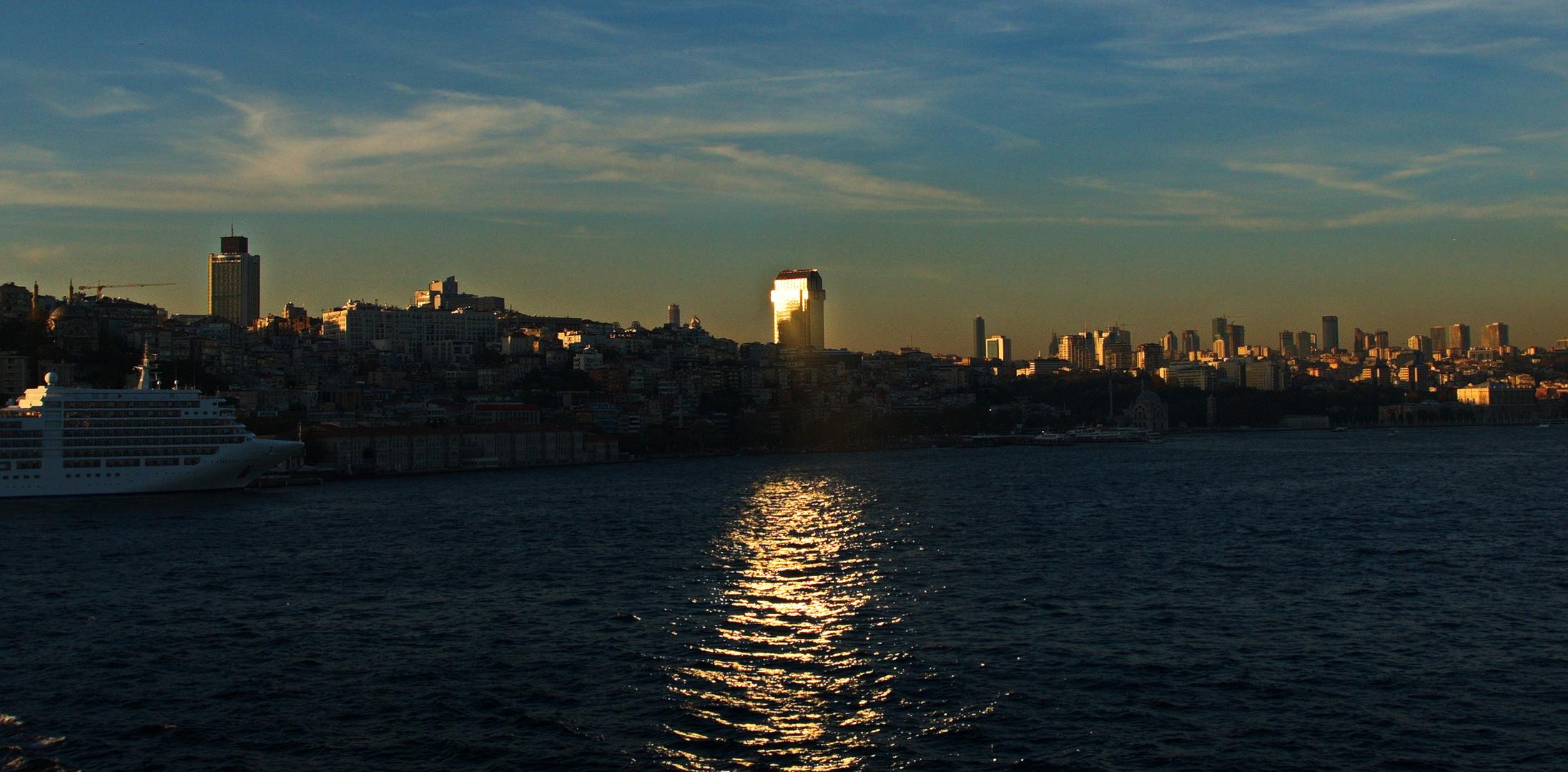 Istanbul Europäische Seite