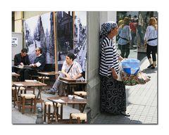 Istanbul in Schwarz-Weiss