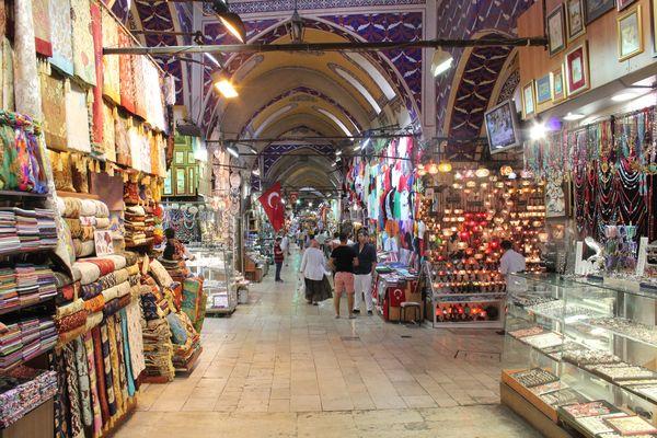 Istanbul Kapali Carsi / Istanbul Grand Basar