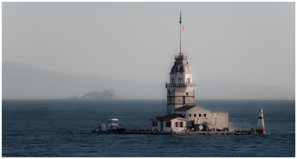 Istanbul - Kiz Kulesi (Leander-Turm)