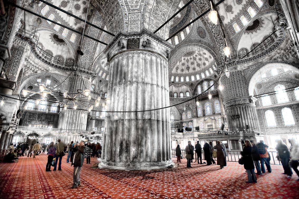 Istanbul Mezquita Azul