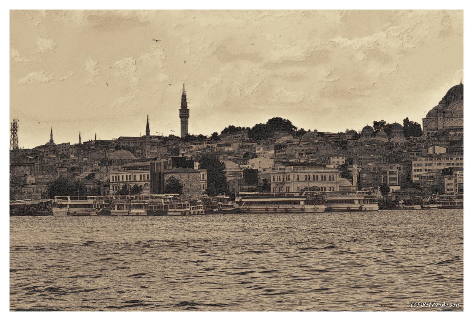 Istanbul nostalgisch