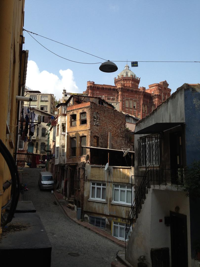 Istanbul Oktober 2012