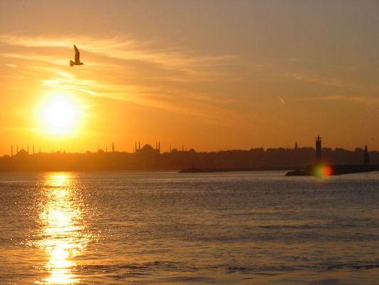 Istanbul Spätnacmittag