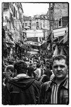 Istanbul Stoff- und Kleiderbasar