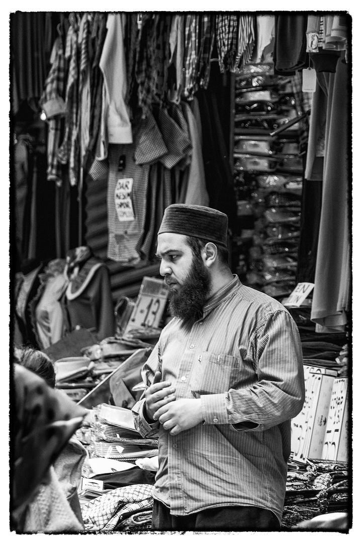 Istanbul Stoff- und Kleiderbasar III