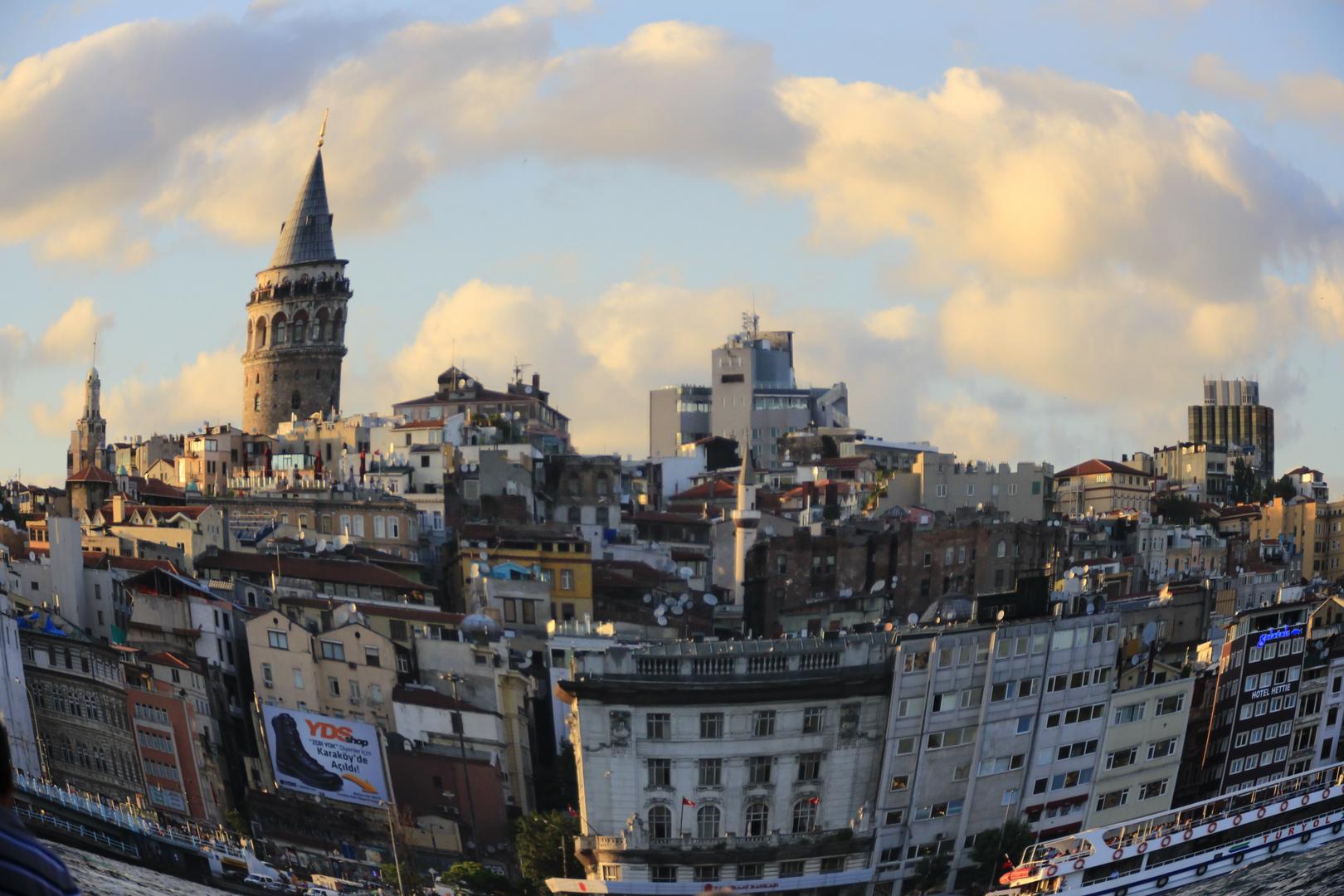 Istanbul,du bist so bunt!