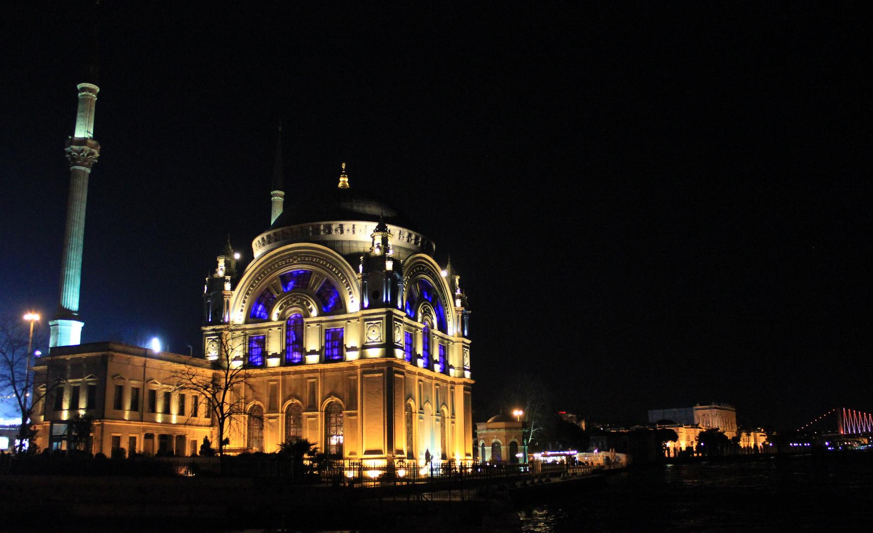 Istanbul@Night