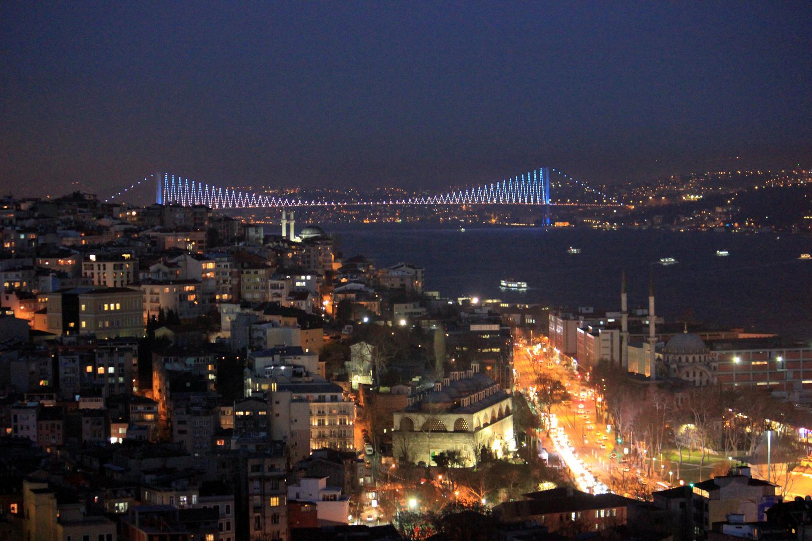 Istanbul@Night VI