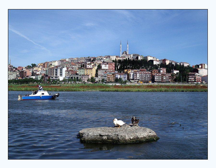 Istanbuls kleinste Insel