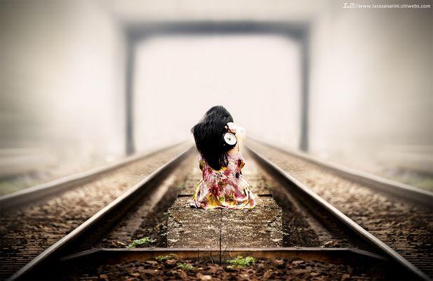 """""""...istante dopo istante...lei rinasce nel suo viaggio..."""""""