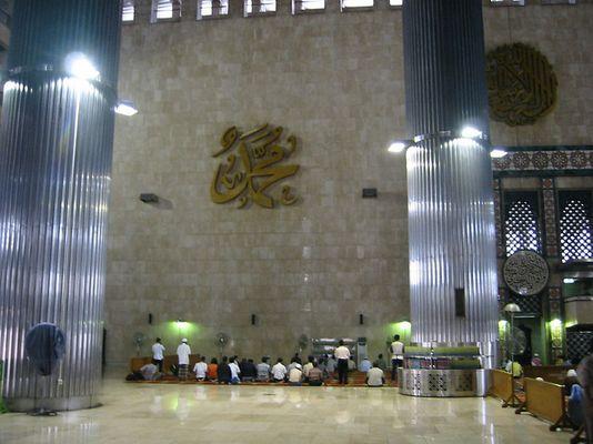 Istiklal-Moschee Jakarta