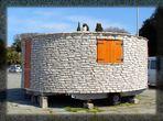 Istrianischer Wohnwagen zu verkaufen
