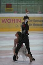 "ISU Cup Of Vienna Grand Prix - Paarlauf ""Phantom der Oper"""