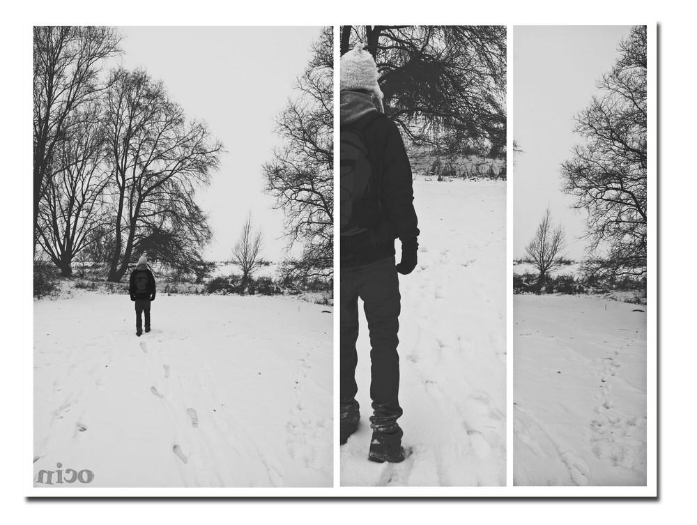 It is wintertime