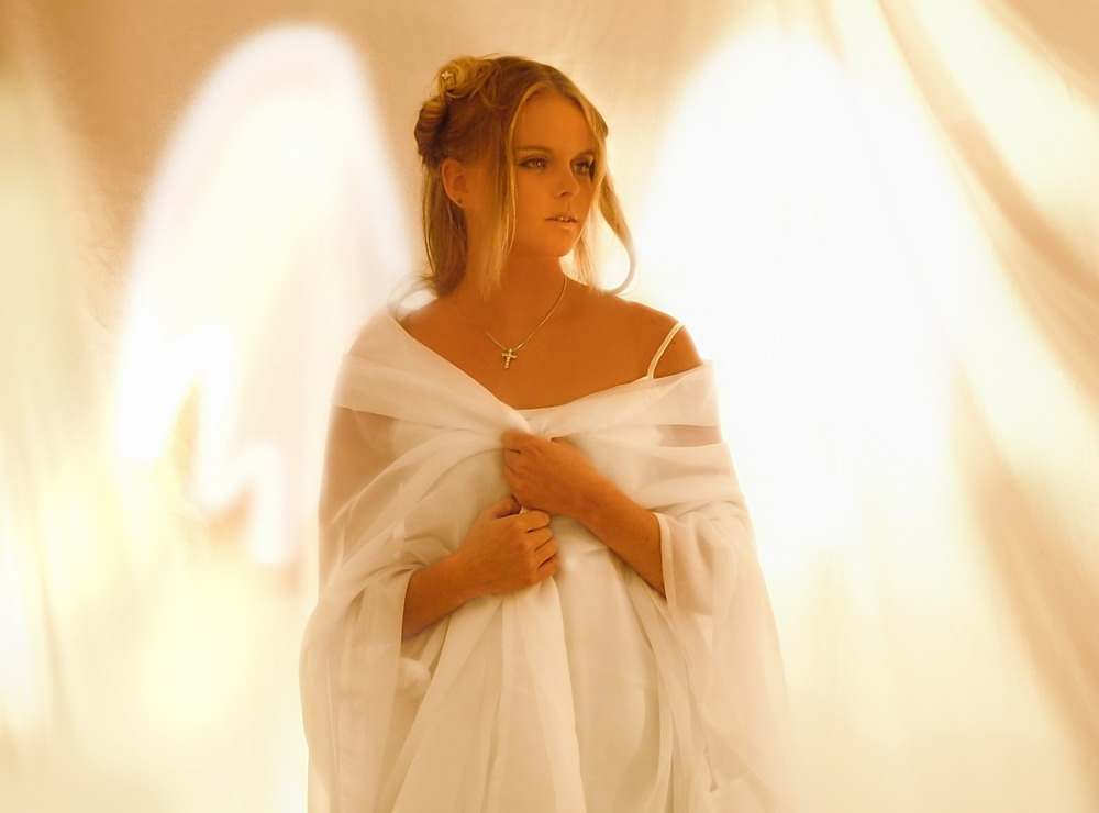 *It must be an Angel *