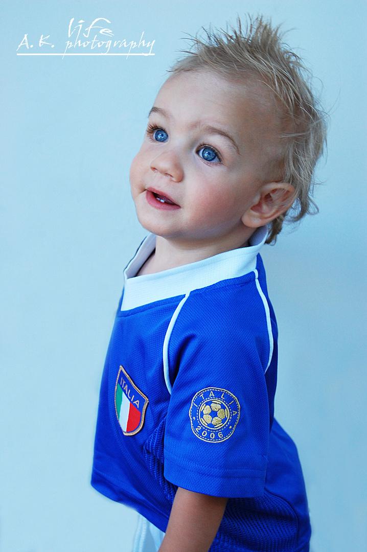 Italia boy