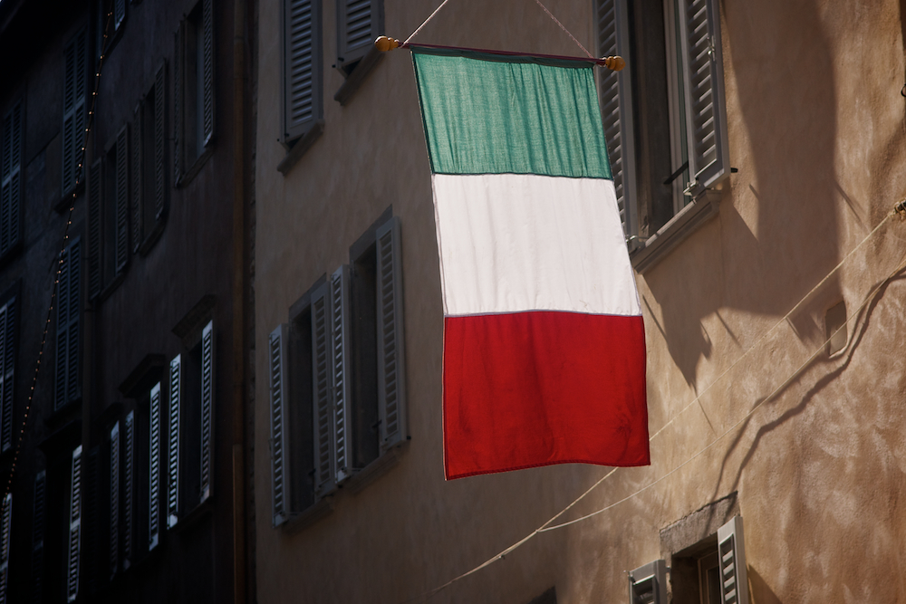 Italian Colors I