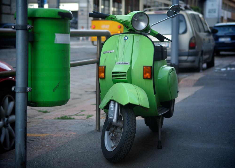 Italian Colors III
