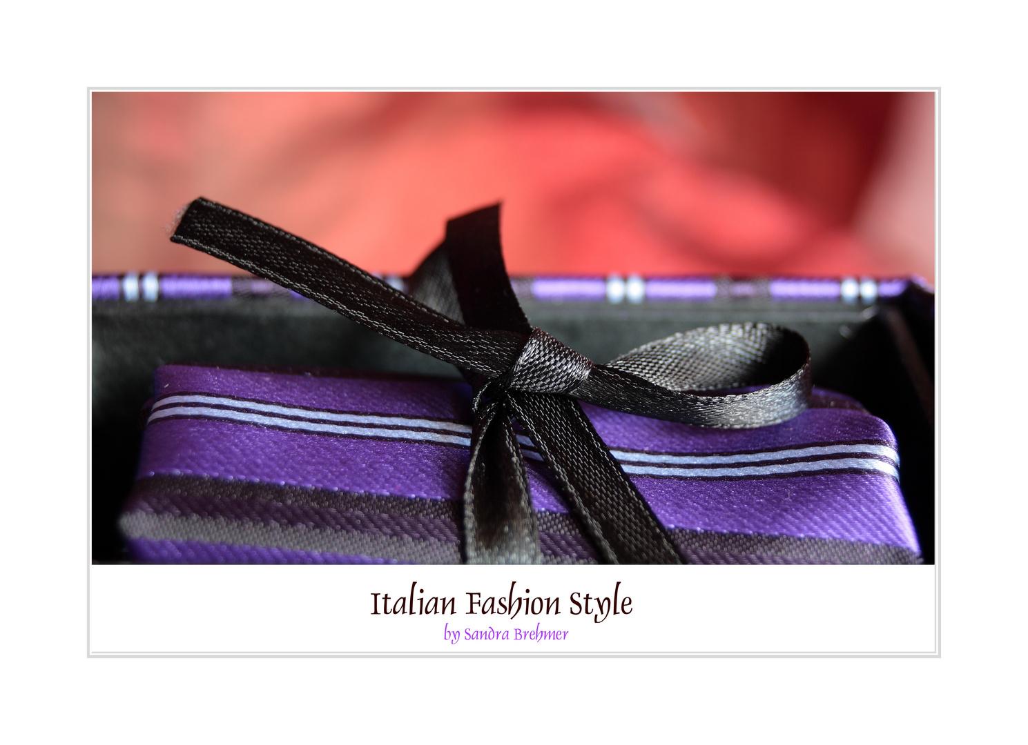 Italian Fashion Style