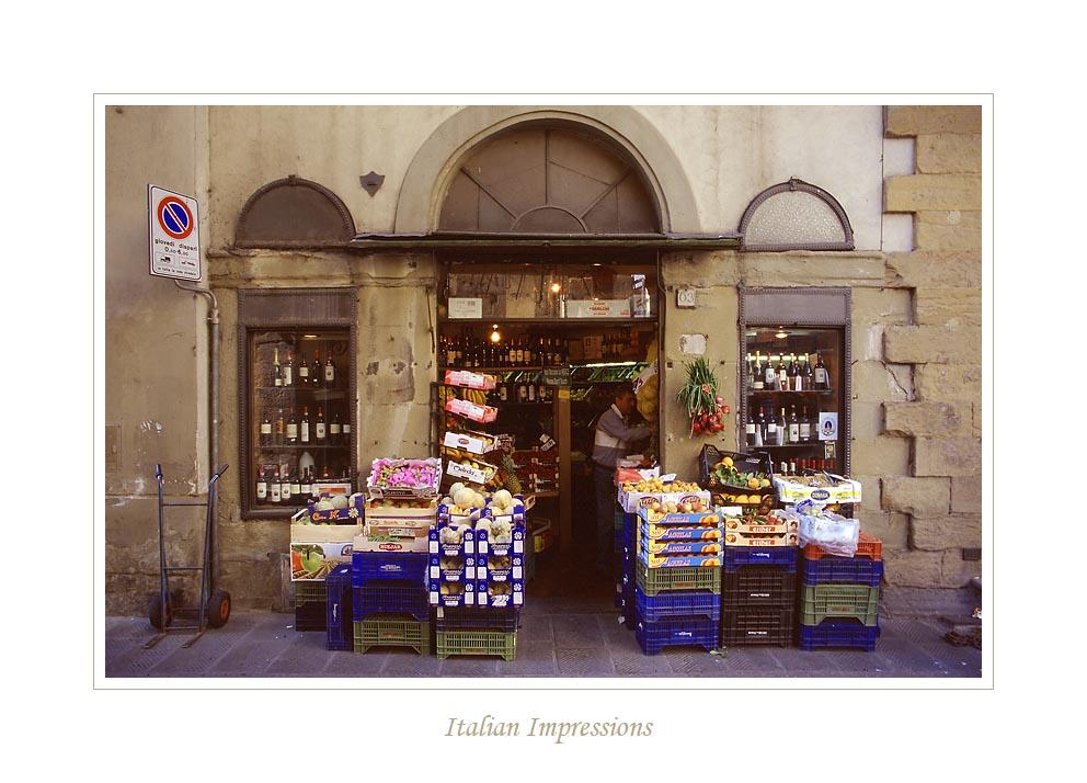 Italian Impressions - The Shop