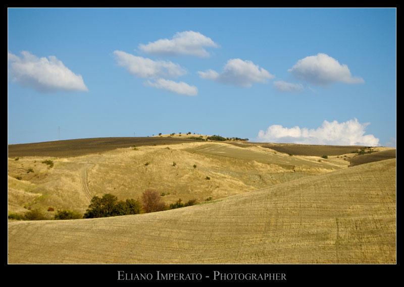 Italian landscape: Puglia