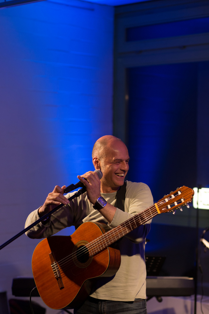 Italian Singer Marco Trifone