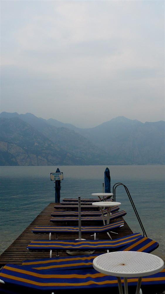 Italien am Gardasee Herbst 2007