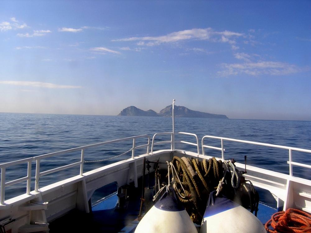 Italien Capri