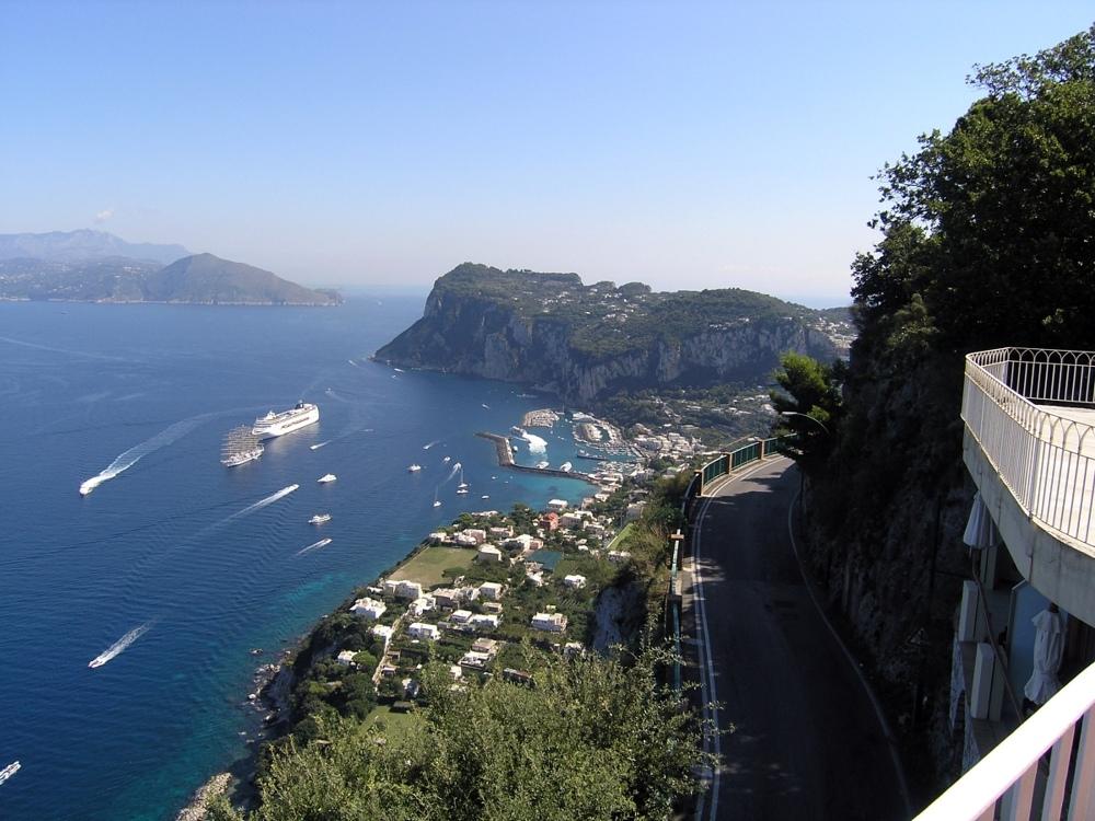 Italien Capri Anacapri 02