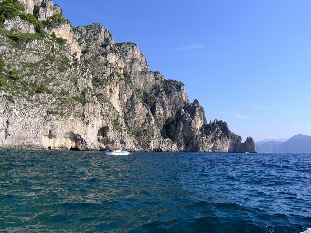 Italien Capri Insel