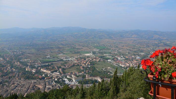 Italien Gubbio