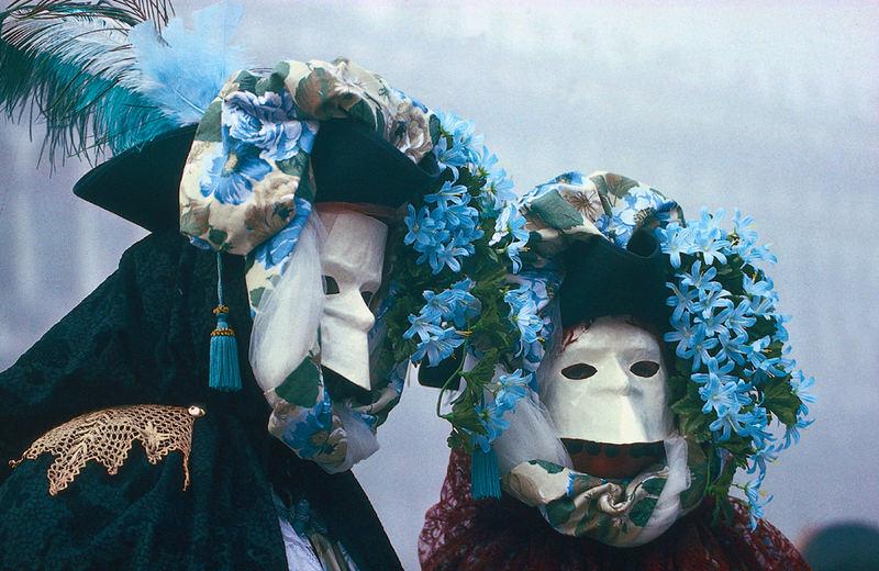 ITALIEN Venedig Carnevale 8