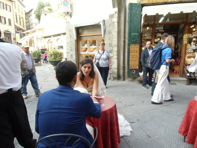 italienische Hochzeit