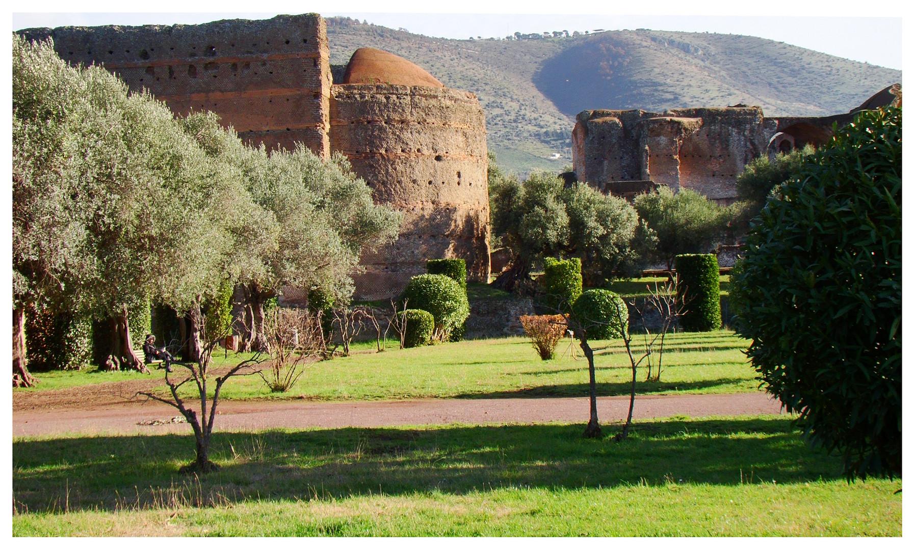 Italienische impression - natur und frieden - gesehen im dezember 2009