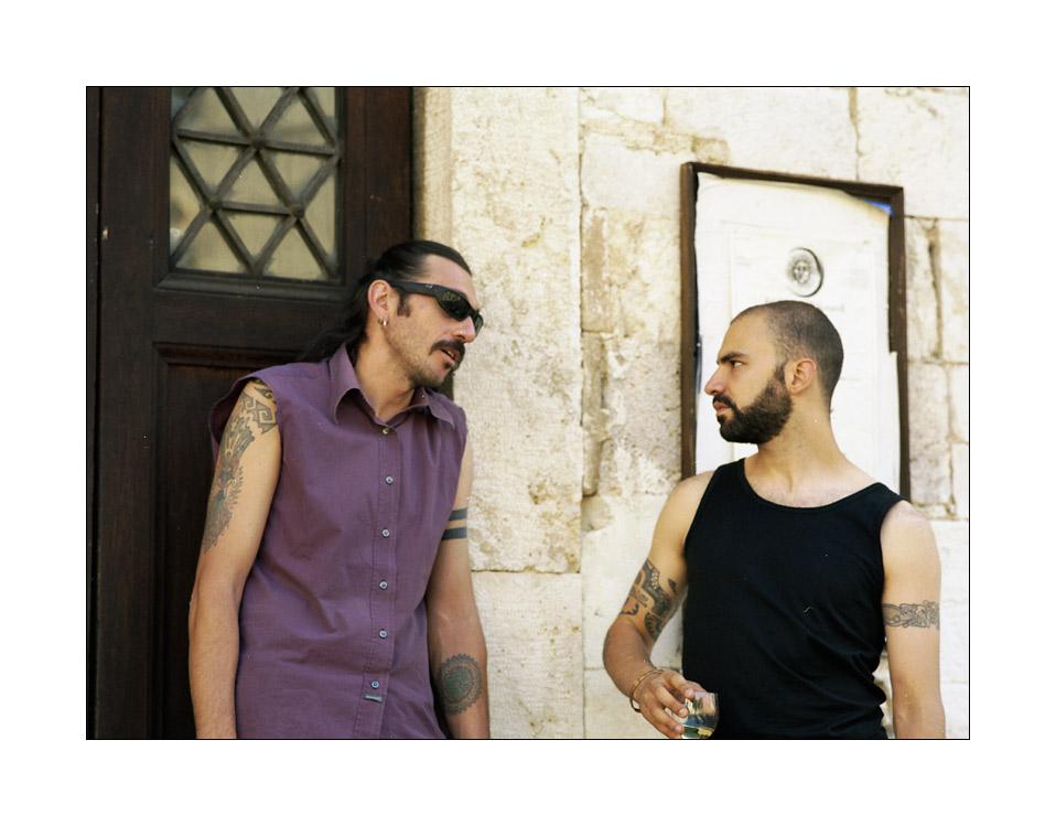Italienische Männer legen großen Wert auf ihre äußere Erscheinung