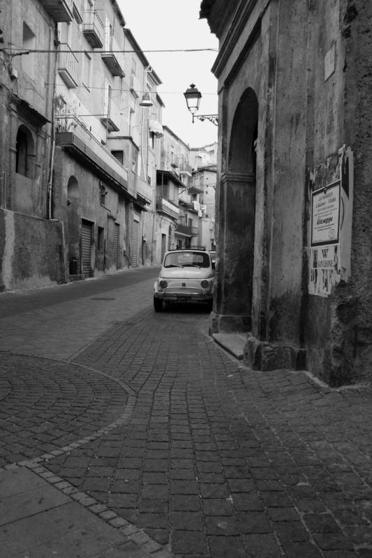 Italienischer Volkswagen