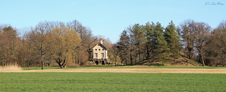 Italienisches Bauernhaus