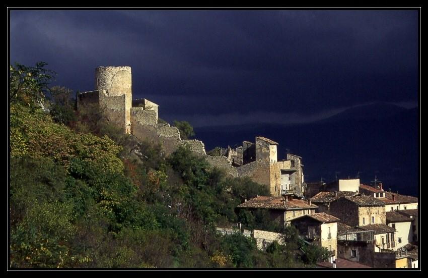 Italienisches Dorf (überarbeitet)
