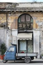 italienisches Dreirad