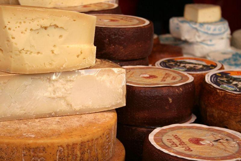 Italinischer Käse