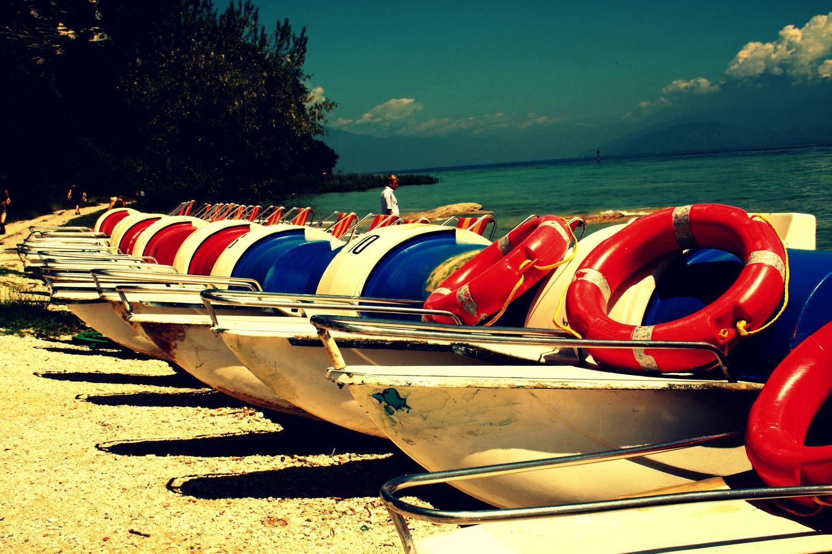 Italy Holliday at Lago di garda