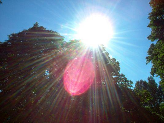 It's a bright day!!