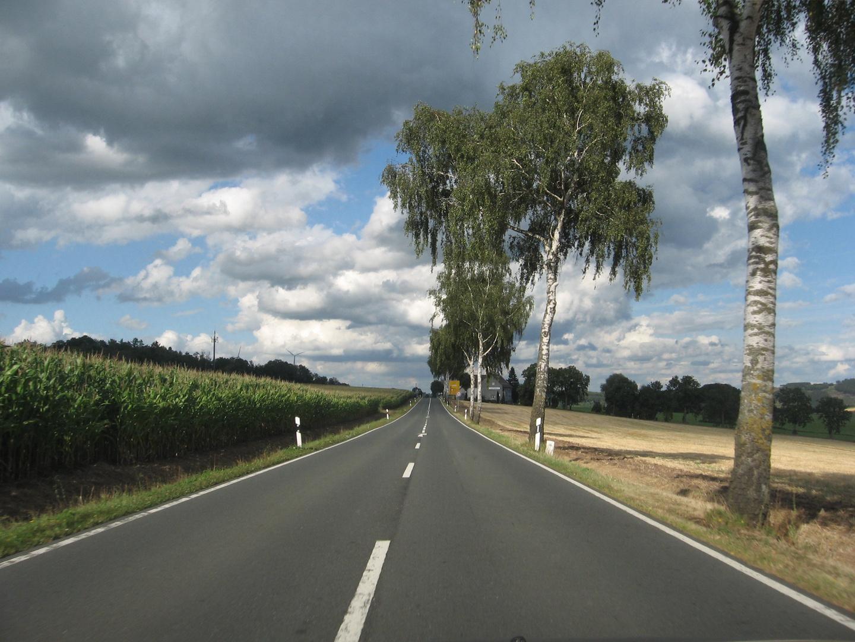 It`s a long long road ....